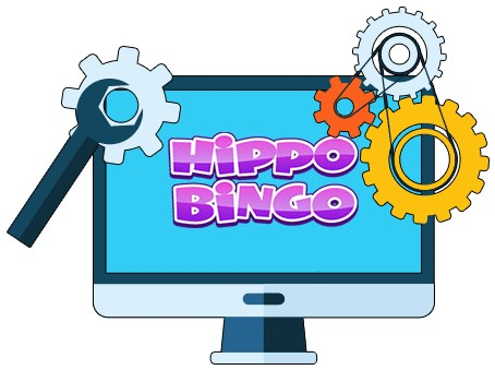 Hippo Bingo Casino - Software