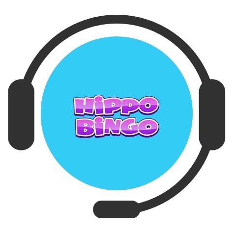 Hippo Bingo Casino - Support