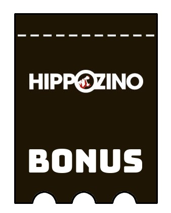 Latest bonus spins from HippoZino Casino