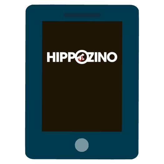 HippoZino Casino - Mobile friendly