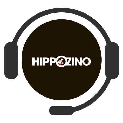 HippoZino Casino - Support