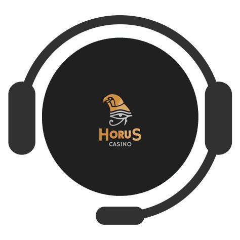 Horus Casino - Support