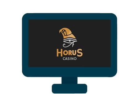 Horus Casino - casino review