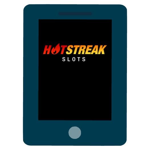 Hot Streak - Mobile friendly