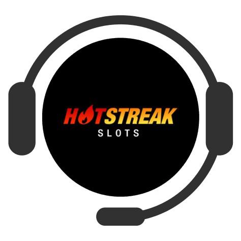 Hot Streak - Support