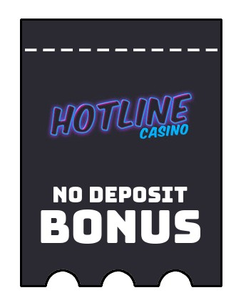 Hotline Casino - no deposit bonus CR