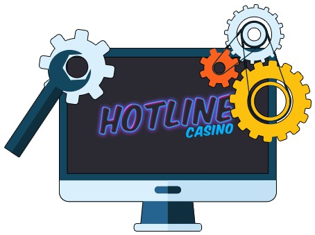Hotline Casino - Software