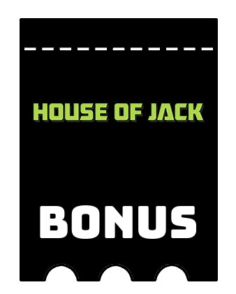 Latest bonus spins from House of Jack Casino