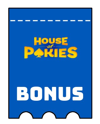 Latest bonus spins from House of Pokies