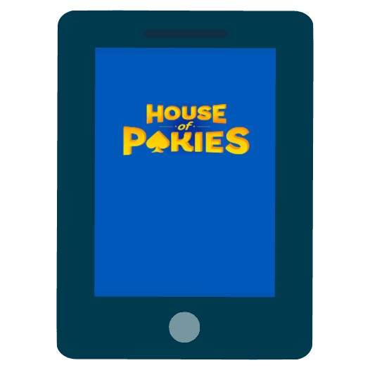 House of Pokies - Mobile friendly