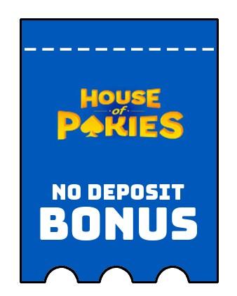 House of Pokies - no deposit bonus CR