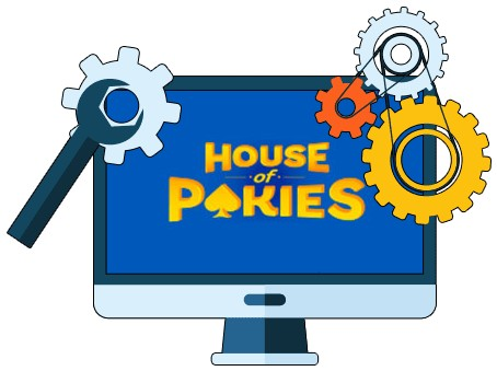 House of Pokies - Software