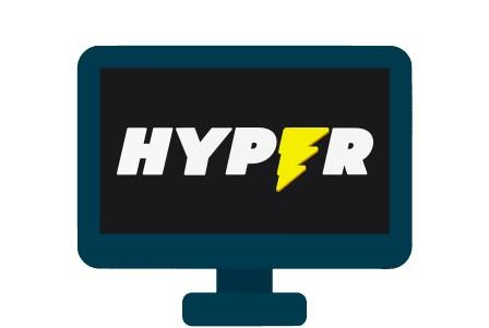 Hyper Casino - casino review