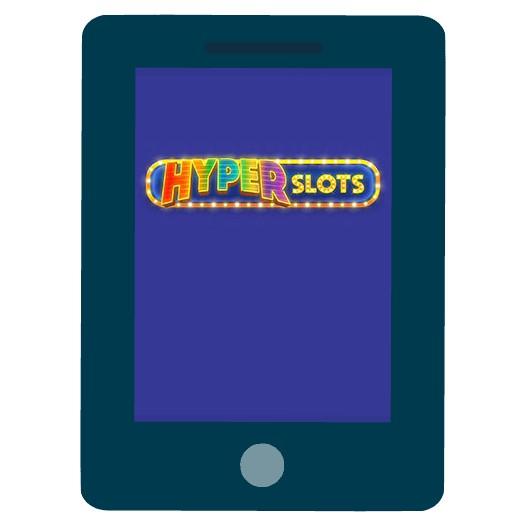 Hyper Slots Casino - Mobile friendly