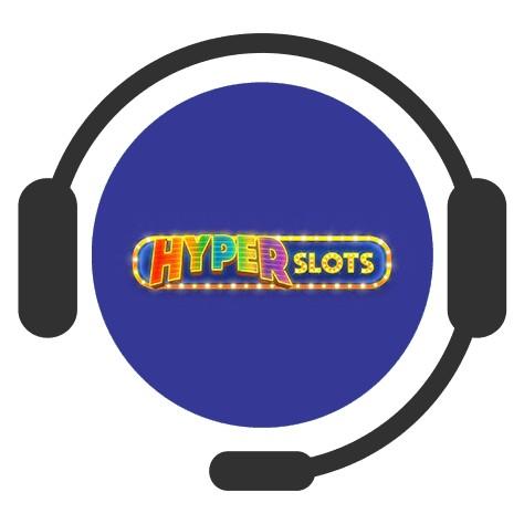 Hyper Slots Casino - Support