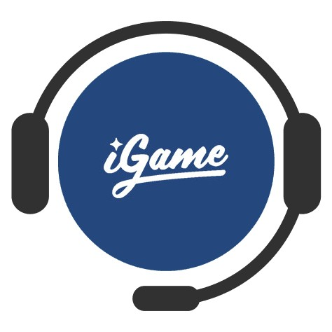IGame Casino - Support