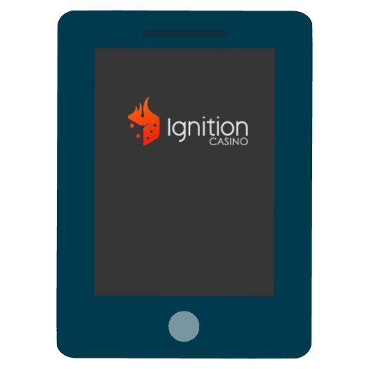 Ignition Casino - Mobile friendly
