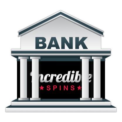 Incredible Spins Casino - Banking casino