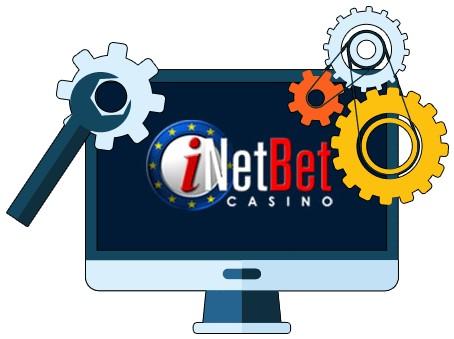 Inetbet Casino - Software