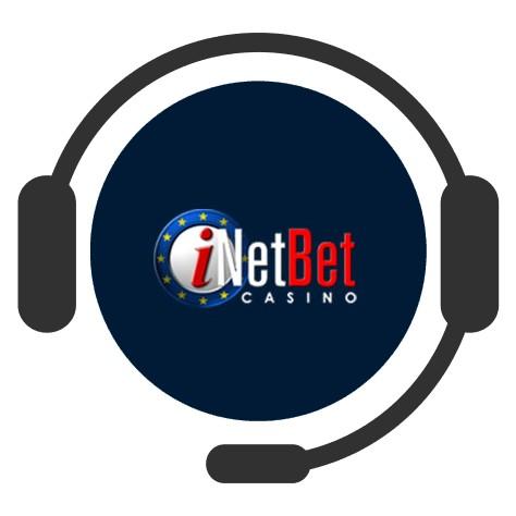 Inetbet Casino - Support