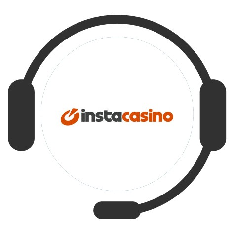InstaCasino - Support