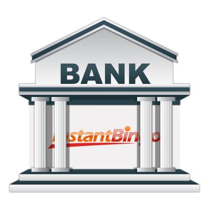 InstantBingo Casino - Banking casino