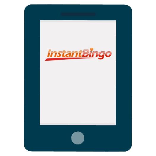 InstantBingo Casino - Mobile friendly