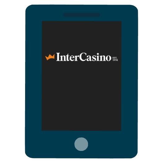 InterCasino - Mobile friendly