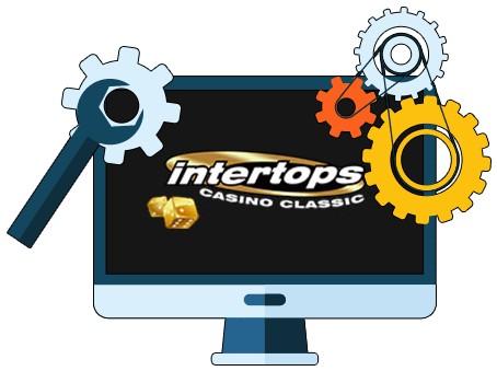 Intertops Casino Classic - Software
