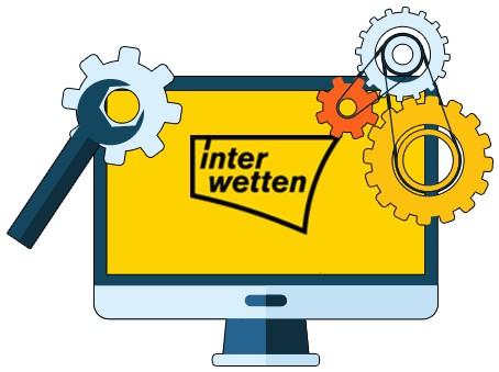 Interwetten Casino - Software