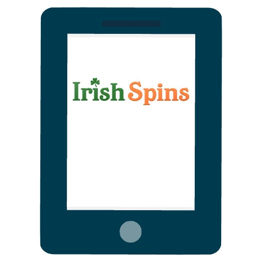 Irish Spins - Mobile friendly