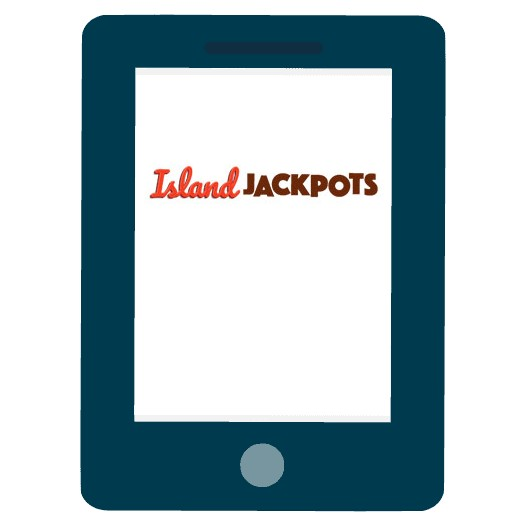 Island Jackpots Casino - Mobile friendly