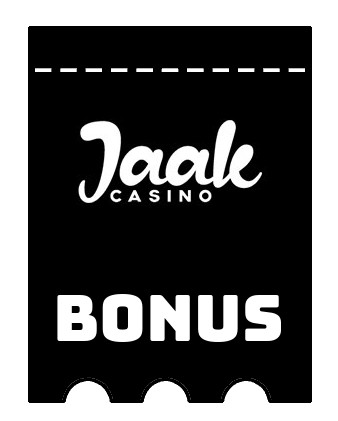 Latest bonus spins from Jaak Casino