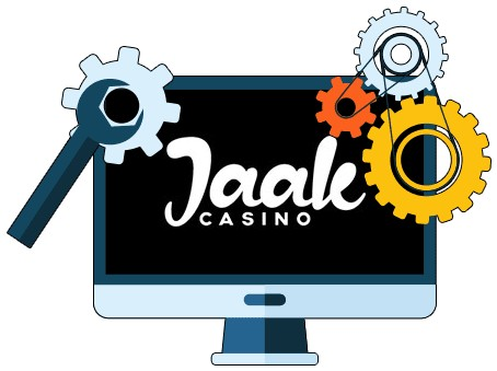 Jaak Casino - Software