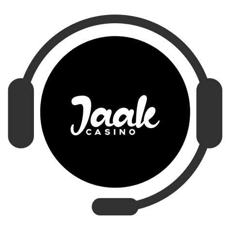 Jaak Casino - Support