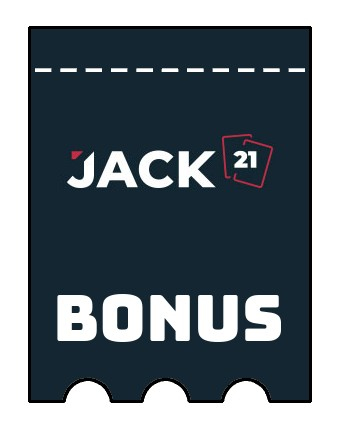 Latest bonus spins from Jack21