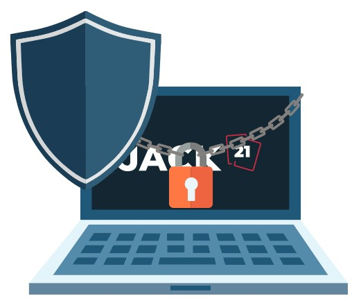 Jack21 - Secure casino