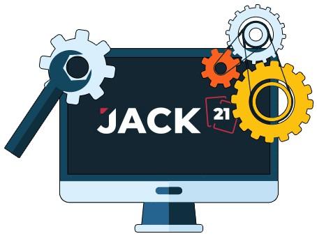 Jack21 - Software