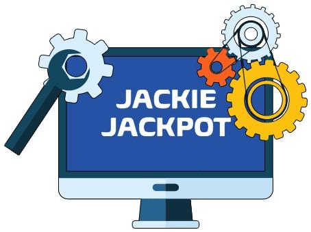 Jackie Jackpot - Software