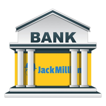 JackMillion - Banking casino