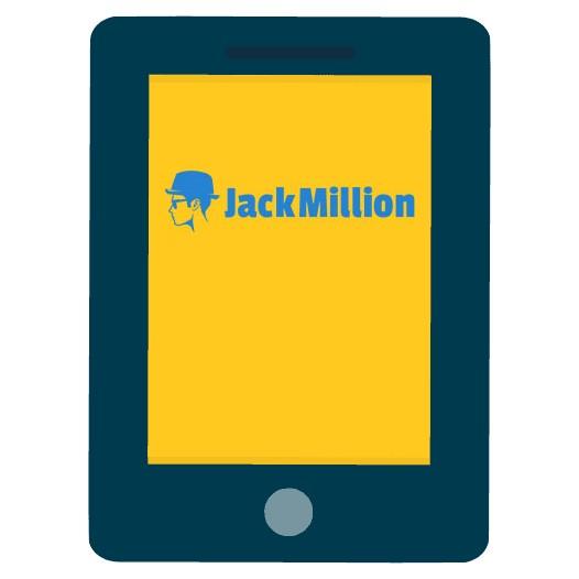 JackMillion - Mobile friendly