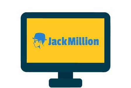 JackMillion - casino review