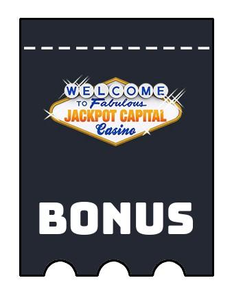 Latest bonus spins from Jackpot Capital Casino