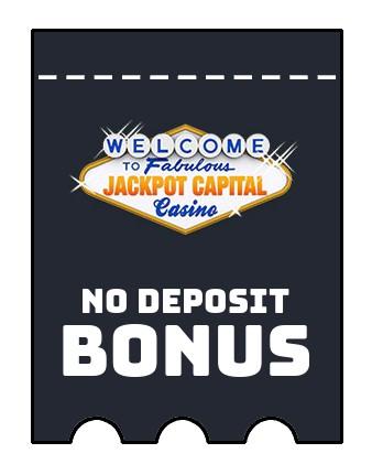 Jackpot Capital Casino - no deposit bonus CR