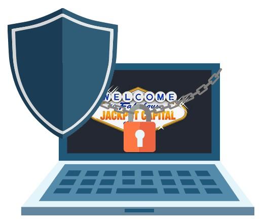 Jackpot Capital Casino - Secure casino