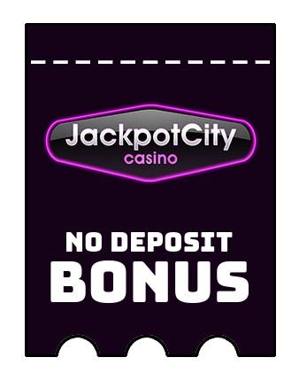 Jackpot City Casino - no deposit bonus CR