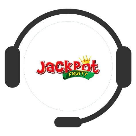 Jackpot Fruity Casino - Support