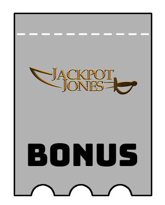 Latest bonus spins from Jackpot Jones Casino