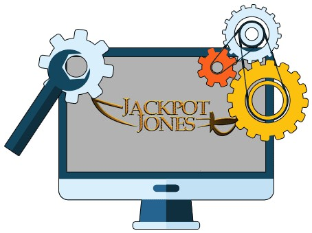 Jackpot Jones Casino - Software