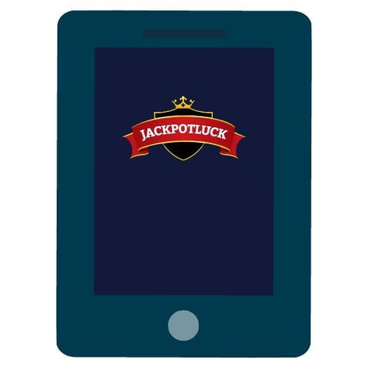 Jackpot Luck Casino - Mobile friendly